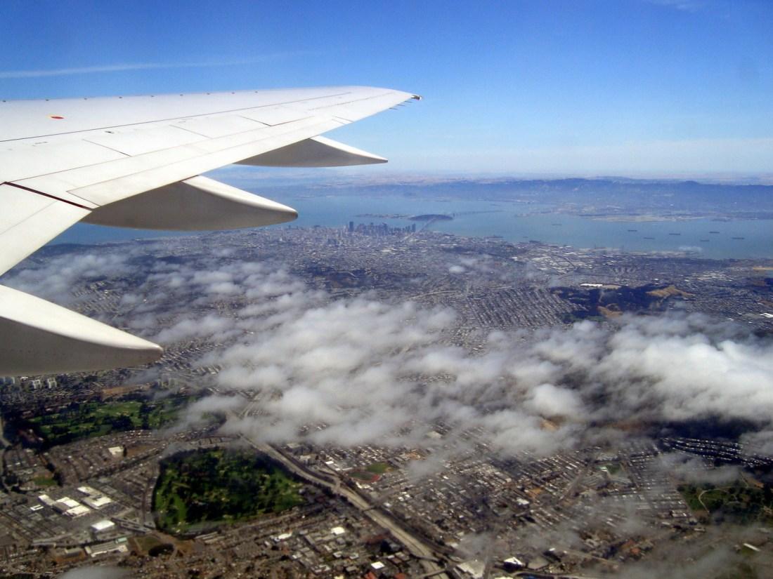 Mon voyage aux Etats-Unis : San Francisco