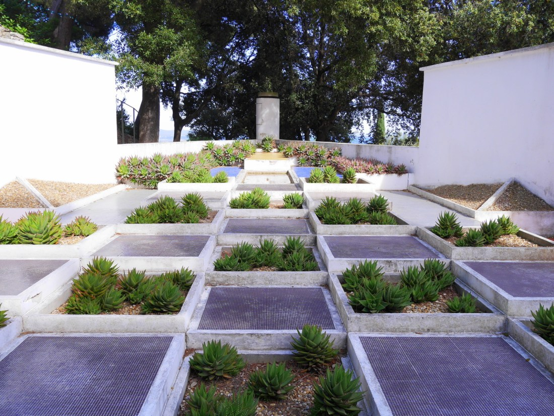 Jardin remarquable Villa Noaïlles