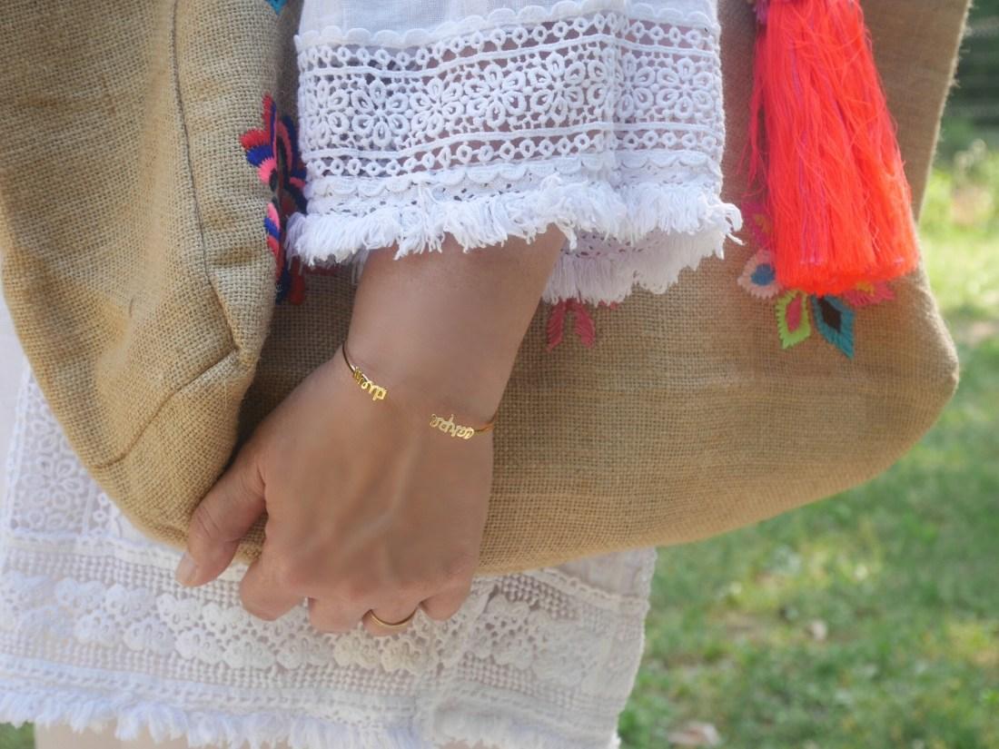 Accessoires colorés