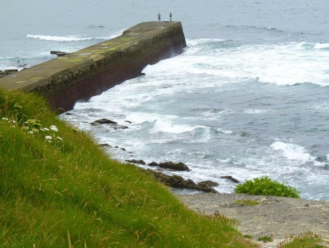 L'océan...