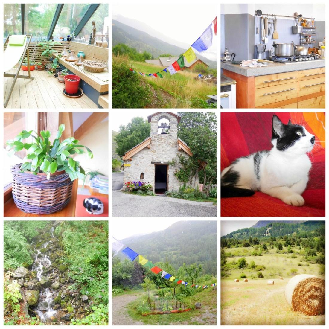 Mes deux jours dans les Hautes-Alpes en photos...