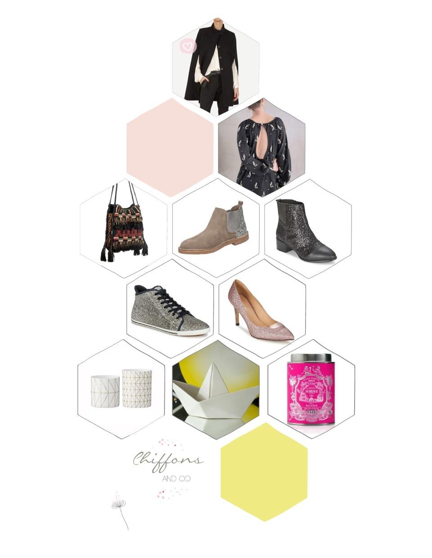 Wish-list shopping novembre avec des idées cadeaux dedans!