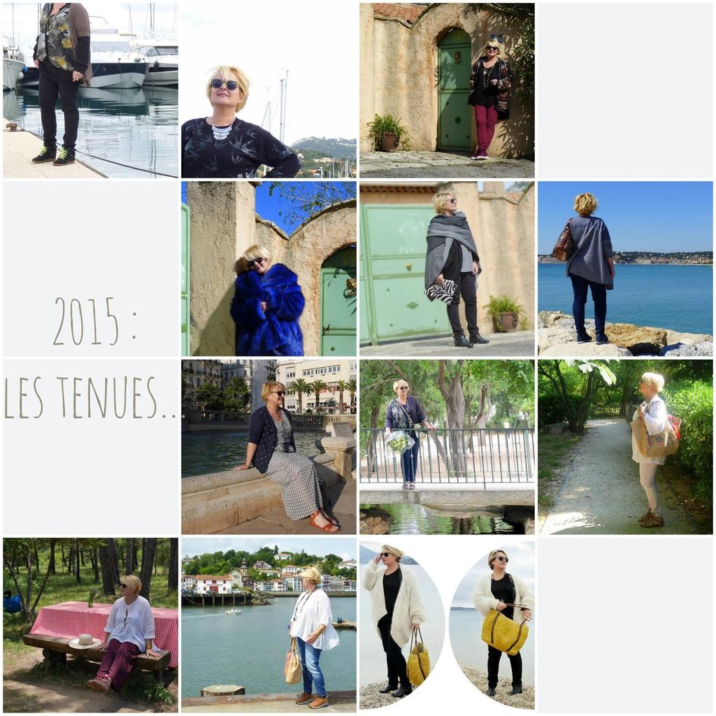 2015 en 12 looks !