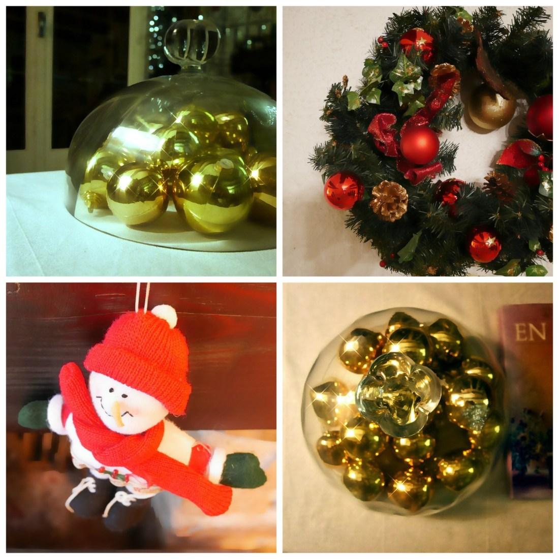 Noël, le sapin et moi...