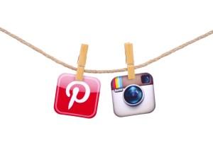 Les réseaux sociaux : Pinterest et Instagram !