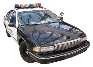 police car picture
