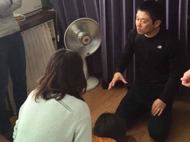 5/11.木 『腰痛セルフストレッチをテイクアウト』