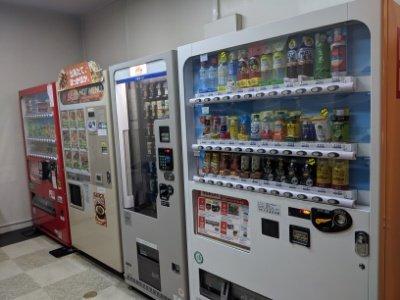 成田ビューホテル自販機