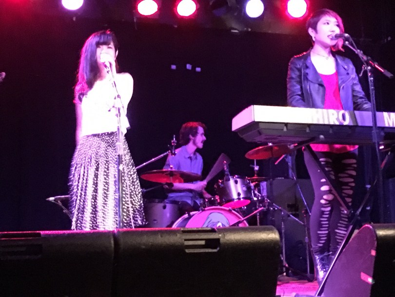 Lee's Palace show live concert toronto Chihiro & the bluenotes