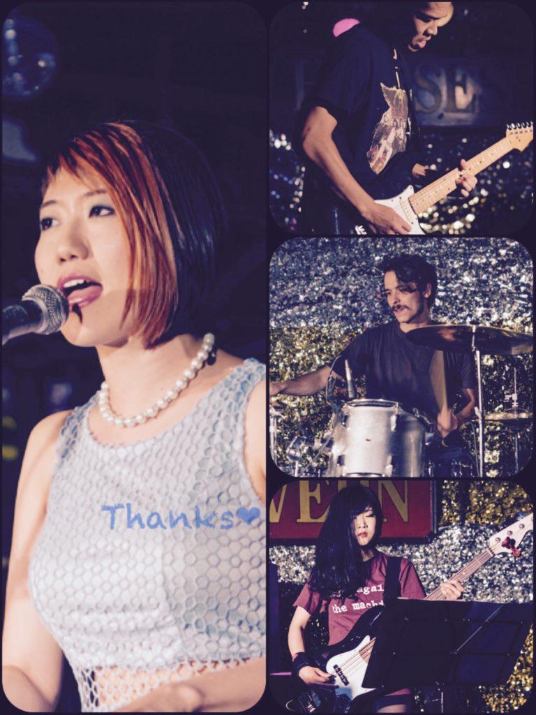 Thanks poster chihiro & the bluenotes yusuke hiromi felipe horseshoe tavern toronto