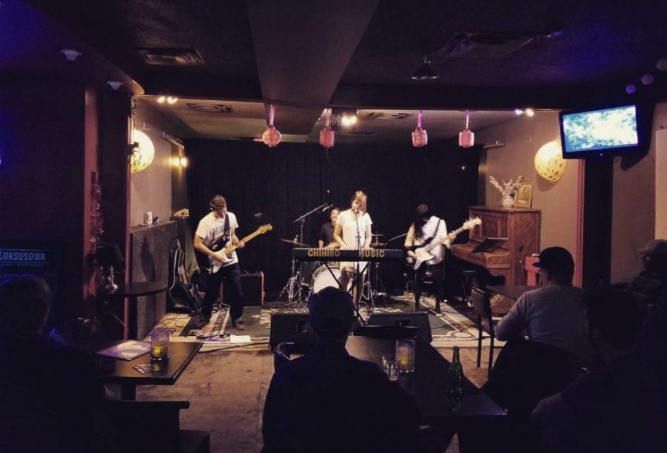 chihiro & the bluenotes may toronto bar live show music