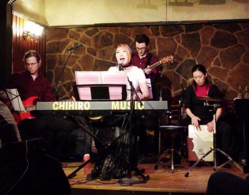 Imperial Pub Chihiro & the classy notes concert show live music