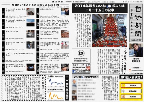 自分新聞2014