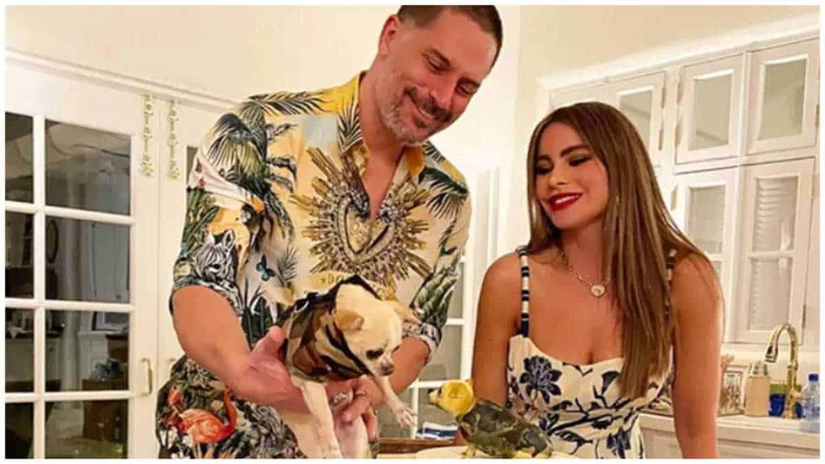 Sofia Vergara hosted a Vietnamese party in honor of her husband Joe Manganiello's 44th birthday