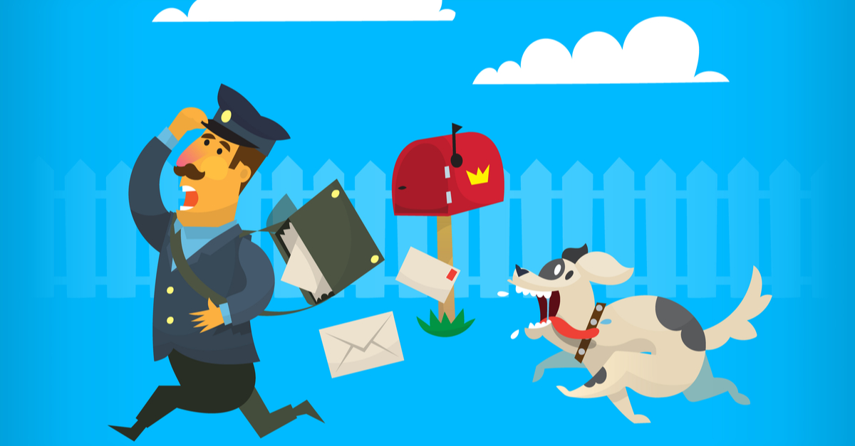Does Your Chihuahua Bark at the Postman?