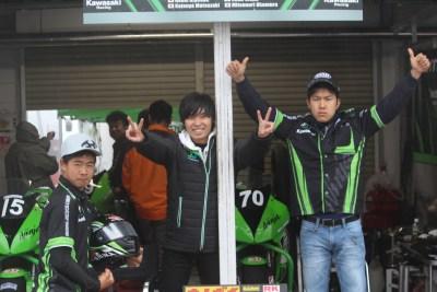 全日本ロードレースRd.3 @SUGO予選日レポート