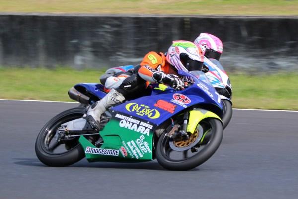 若手ライダー達の全日本ロードレースRd.8公式予選