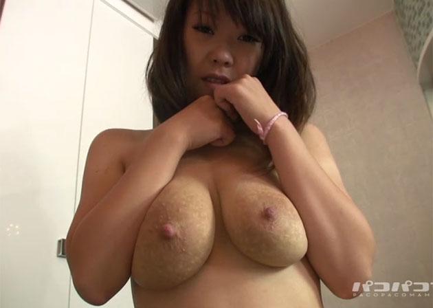 母乳女優の中野万里江ちゃん