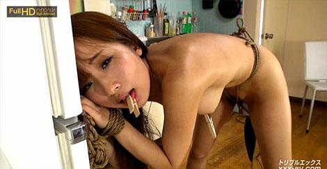 乳輪が奇麗な美乳、美咲結衣の性器に電マがずぼずぼと・・・