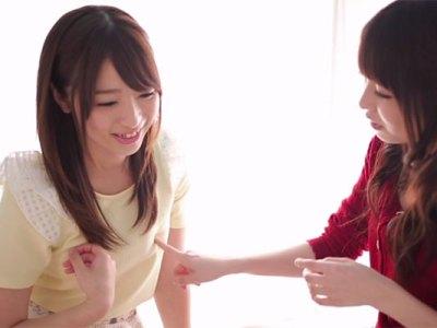 初美沙希と有村千佳の絡みがもう可愛すぎて違う意味でドキドキする(笑)