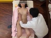 乳首マッサージで何度も何度も乳首アクメする乳首過敏な女