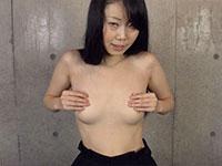 乳首にホクロが有る女、浅宮ゆうかさんのセルフ乳首オナニー