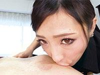 美人で蛇舌の神納花さんがメンズ乳首性感サロンにチクビスティシャンとして登場!