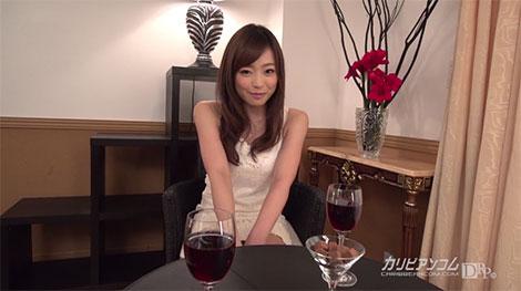 後輩の鈴森汐那ちゃんと過ごすバレンタインデーの夜