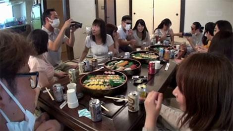 熟女との宴