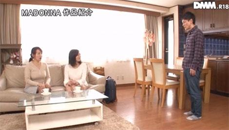谷原希美さんに惚れる小太郎