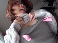 超乳首ド変態マゾな現役声優さんが豊彦に出演して乳首引き伸ばし調教を受ける激エロ作品が登場!