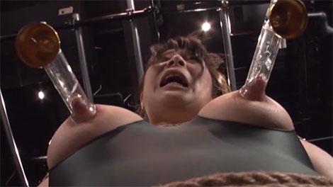 乳首吸引される川崎紀里恵