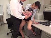 オフィスでオッパイ好きな上司に執拗に乳首責めされ、何度も何度も乳首で失禁イキさせられてしまう高杉麻里ちゃんが最高にエロ可愛い件