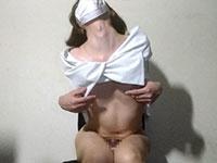 乳首でメスイキする男の娘