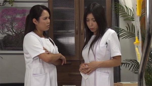 先輩ナースに脅される桑田みのり