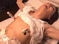 西田カリナがマゾ乳首収容所に収監!乳首を弄られ吸引され摘まれる執拗な乳首取り調べでドマゾ乳首奴隷と化したカリナがどエロ過ぎる動画!