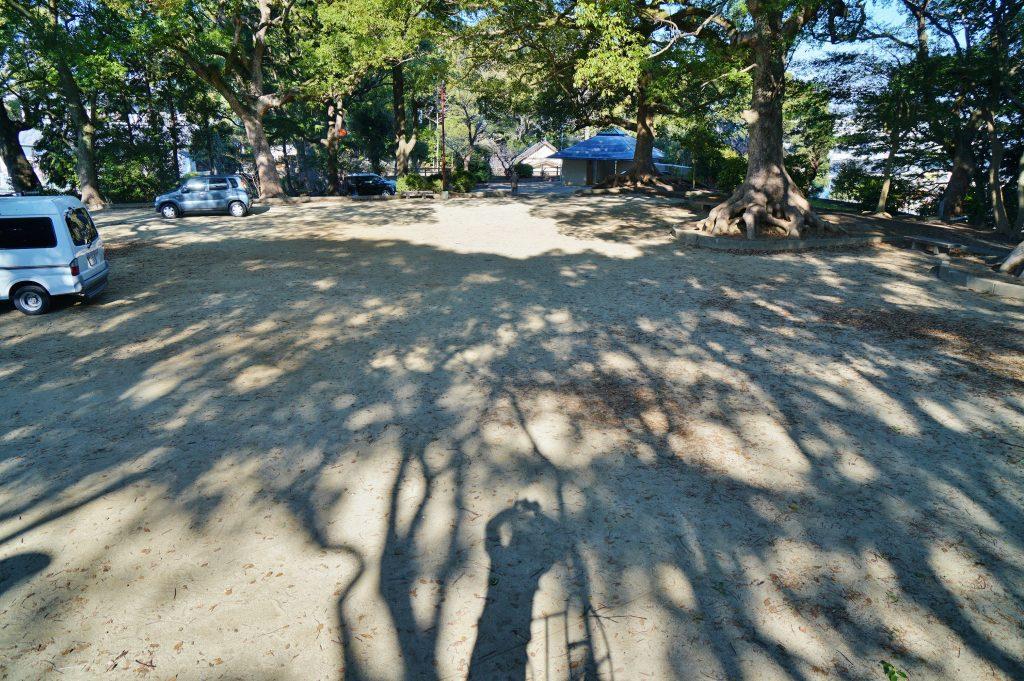 福岡県大牟田市鳥塚町 鳥塚公園 グラウンド 広場