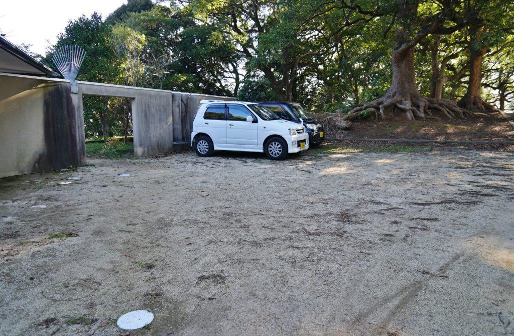 福岡県大牟田市鳥塚町 鳥塚公園 公衆トイレ 駐車場