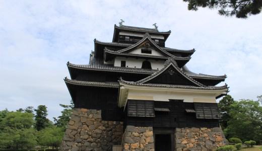 島根県の中心にある松江城へ行ってきた【島根の観光地】
