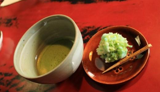 【金沢】ひがし茶屋街のおすすめ甘味処!久連波で抹茶&甘味を堪能してきた【石川のグルメ】