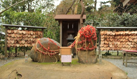 【鎌倉】銭洗弁天の近くにある縁結びで有名な葛原岡神社へ行ってきた【神奈川の神社】