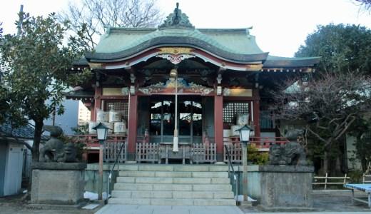 【北千住】千住本氷川神社へ行ってきた【東京の神社】