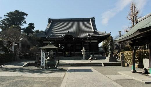 【鎌倉】本覚寺へ行ってきた【神奈川の寺院】