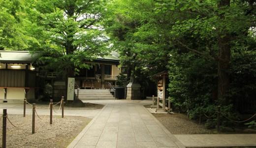 第六天榊神社へ行ってきた【東京の神社】
