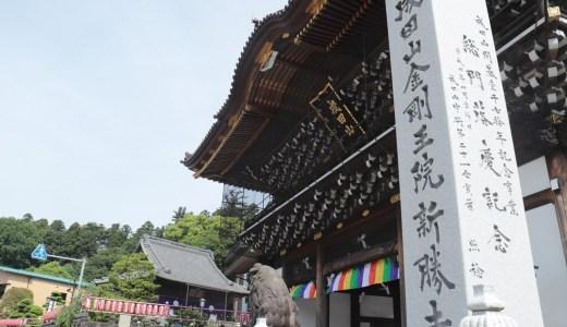 【10年に1度】記念大開帳中の成田山新勝寺へ行ってきた【千葉の寺院】