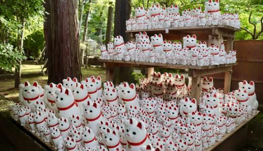 【世田谷】インスタ映え招き猫で話題の豪徳寺へ行ってきた【東京の寺院】