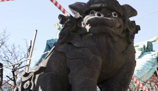 平井諏訪神社へ行ってきた【東京の神社】