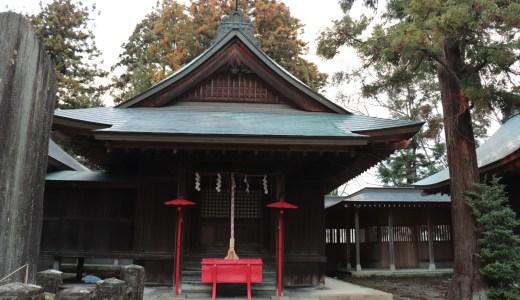 【会津若松】蠶養國(蚕養国)神社へ行ってきた【福島の神社】