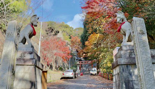 【神戸】激坂の上にある諏訪神社(稲荷神社)へ行ってきた【兵庫の神社】