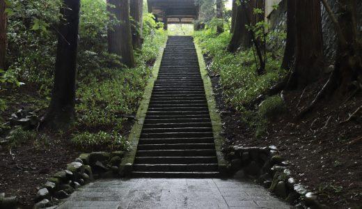 【上田/別所温泉】立派な三重塔が有名!安楽寺へ行ってきた【長野の寺院】